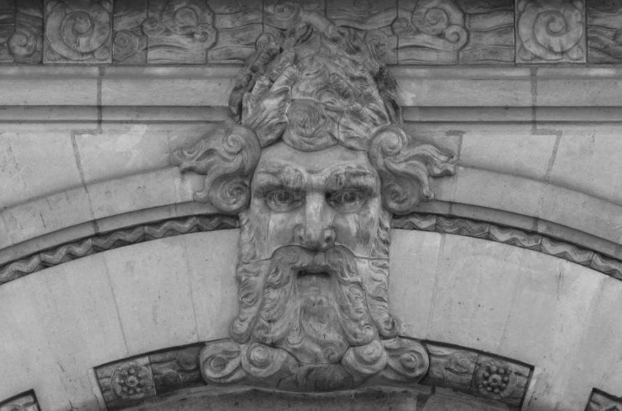 Detail neptune